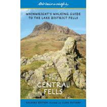 Wainwright's Illustrated Walking Guide to the Lake District: Book 3: Central Fells by Alfred Wainwright, 9780711236561