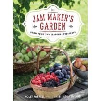 The Jam Maker's Garden: Grow your own seasonal preserves by Holly Farrell, 9780711238145