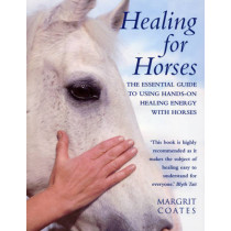 Healing For Horses by Margrit Coates, 9780712601382