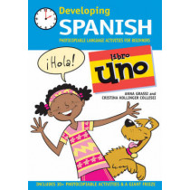 Developing Spanish 1 by Anna  Grassi, 9780713679304
