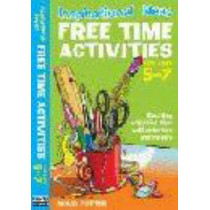 Free Time Activities: For Ages 5-7 by Molly Potter, 9780713689761