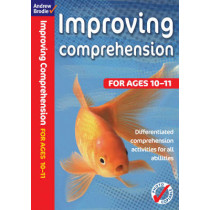 Improving Comprehension 10-11 by Andrew Brodie, 9780713689914