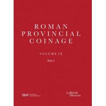 Roman Provincial Coinage Volume IX by Antony Hostein, 9780714118291