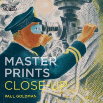 Master Prints: Close-Up by Paul Goldman, 9780714126791