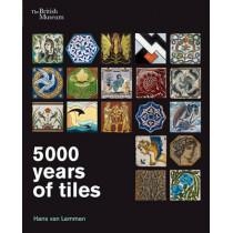 5000 Years of Tiles by Hans van Lemmen, 9780714150994