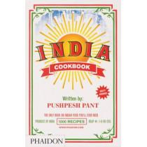 India: Cookbook by Pushpesh Pant, 9780714859026