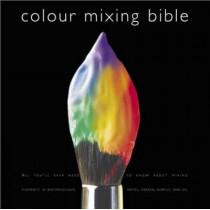 Colour Mixing Bible by Ian Sidaway, 9780715318232