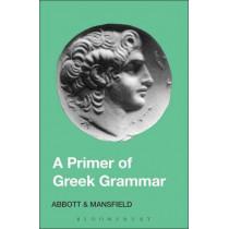 Primer of Greek Grammar by Evelyn Abbott, 9780715612583