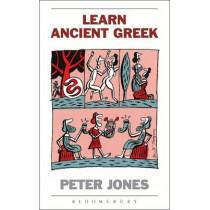 Learn Ancient Greek by Peter Jones, 9780715627587