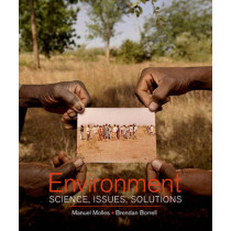 Environment: Science, Issues, Solutions by Manuel Molles, 9780716761877