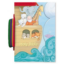 ICB, My Rainbow Promise Bible, Hardcover by Zondervan, 9780718022433