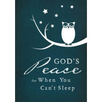 God's Peace for When You Can't Sleep by Thomas Nelson, 9780718037888