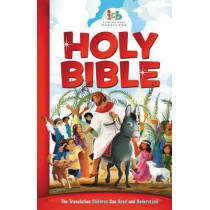 ICB, Children's Holy Bible, Multicolor, Hardcover: Big Red Cover, 9780718039721