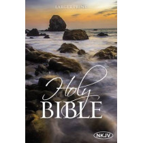 The NKJV, Holy Bible, Larger Print, Paperback: Holy Bible, New King James Version by Thomas Nelson, 9780718083298