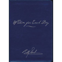 Wisdom for Each Day Signature Edition by Billy Graham, 9780718087050