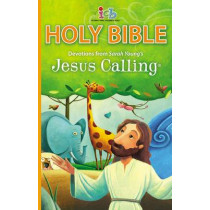 ICB, Jesus Calling Bible for Children, Hardcover: with Devotions from Sarah Young's Jesus Calling by Sarah Young, 9780718088989