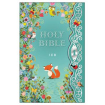 The ICB, Blessed Garden Bible, Hardcover, 9780718092207