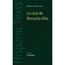 La Casa De Bernarda Alba: By Federico Garcia Lorca by H. Ramsden, 9780719009501