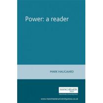 Power: A Reader by Mark Haugaard, 9780719057298