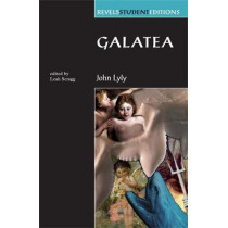 Galatea by John Lyly, 9780719088056