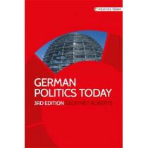 German Politics Today by Geoffrey Roberts, 9780719095702
