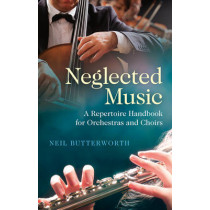 Neglected Music by Neil Butterworth, 9780719815805