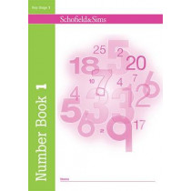Number Book 1 by Andrew Parker, 9780721707884