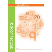 Number Book 2 by Andrew Parker, 9780721707891