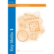 Key Maths 1 by Andrew Parker, 9780721707938