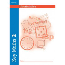 Key Maths 2 by Andrew Parker, 9780721707945
