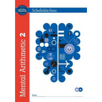 Mental Arithmetic 2 by J. W. Adams, 9780721708003