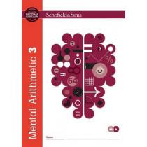 Mental Arithmetic 3 by T. R. Goddard, 9780721708010