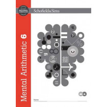 Mental Arithmetic 6 by Edmund Spavin, 9780721708041