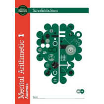 Mental Arithmetic 1 Answers by J. W. Adams, 9780721708058