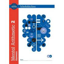 Mental Arithmetic 2 Answers by J. W. Adams, 9780721708065