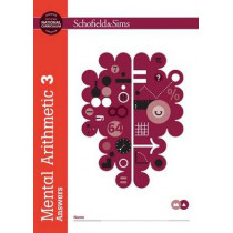 Mental Arithmetic 3 Answers by J. W. Adams, 9780721708072
