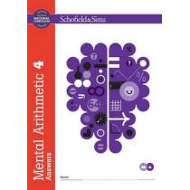 Mental Arithmetic 4 Answers by J. W. Adams, 9780721708089