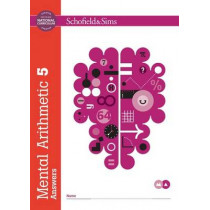 Mental Arithmetic 5 Answers by J. W. Adams, 9780721708096