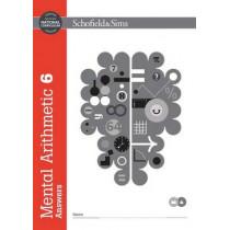 Mental Arithmetic 6 Answers: No. 6 by Lynn Spavin, 9780721708102