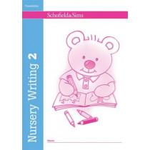 Nursery Writing Book 2 by Kathryn Linaker, 9780721708201