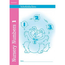 Nursery Numbers Book 1 by Sally Johnson, 9780721708676