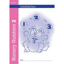 Nursery Numbers Book 2 by Sally Johnson, 9780721708683