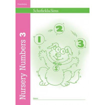 Nursery Numbers Book 3 by Sally Johnson, 9780721708690