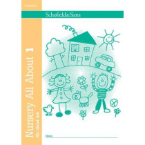 Nursery All About Me by Sally Johnson, 9780721708713