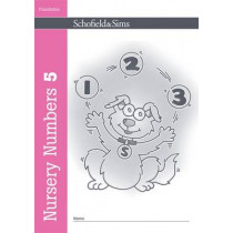 Nursery Numbers Book 5 by Sally Johnson, 9780721709062