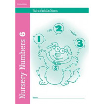Nursery Numbers Book 6 by Sally Johnson, 9780721709079