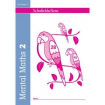 Mental Maths Book 2 by Sally Johnson, 9780721709635