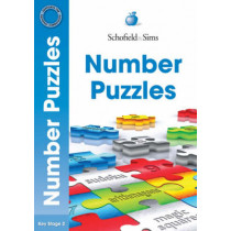 Number Puzzles by Ann Montague-Smith, 9780721711164