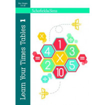 Learn Your Times Tables: Part 1 by Hilary Koll, 9780721711287