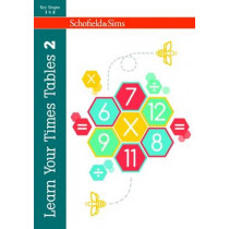 Learn Your Times Tables: Part 2 by Hilary Koll, 9780721711294